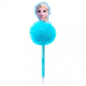Boligrafo pompom Frozen 2...