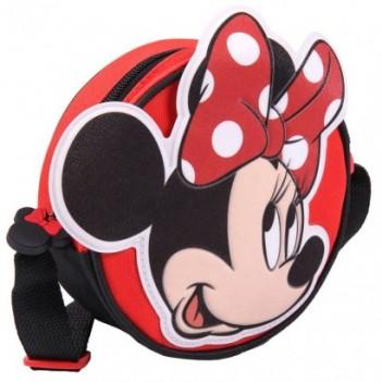 Bolso bandolera 3D Minnie...