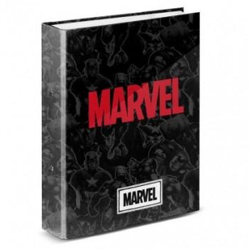 Carpeta A4 Marvel anillas