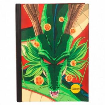 Cuaderno A5 Shenron Dragon...