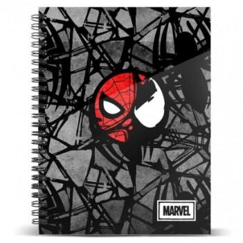 Cuaderno A5 Venom Infection...