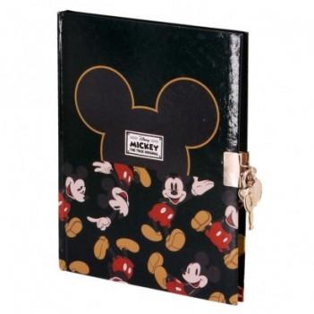 Diario llave Mickey True...