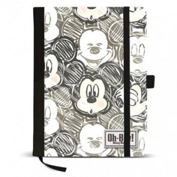 Diario Mickey Disney Oh Boy
