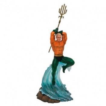 Estatua diorama Aquaman DC...
