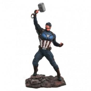 Estatua diorama Capitan...