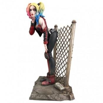 Estatua Harley Quinn...