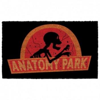 Felpudo Anatomy Park Rick...
