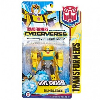 Figura Bumblebee Cyberverse...