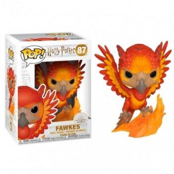 Figura POP Harry Potter Fawkes