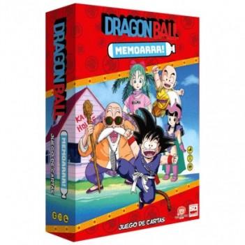 Juego Memoarrr! Dragon Ball