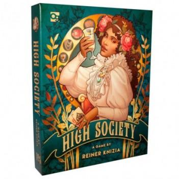 Juego mesa High Society