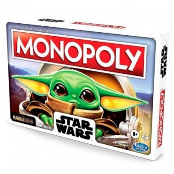 Juego Monopoly Mandalorian...