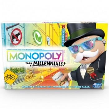 Juego Monopoly Millennials