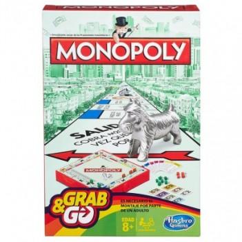 Juego Monopoly Viaje