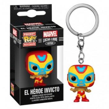 Llavero Pocket POP Marvel...