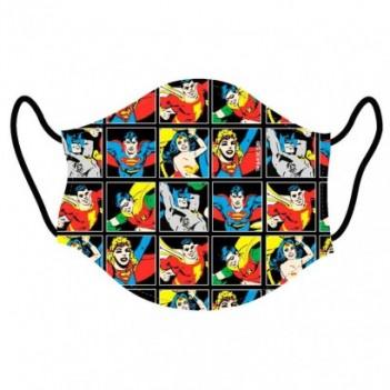 Mascarilla DC Comics adulto