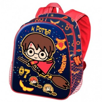 Mochila 3D Quidditch Harry...