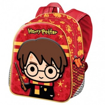 Mochila 3D Wand Harry...