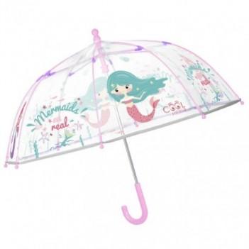 Paraguas manual...
