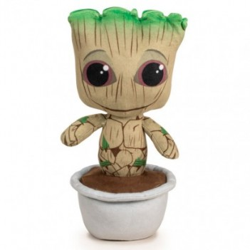Peluche Baby Groot maceta...