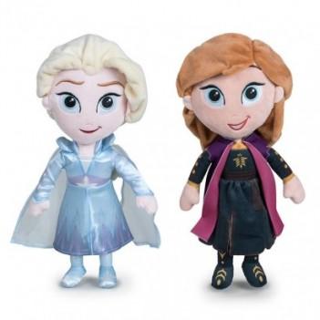 Peluche Elsa & Anna Frozen...