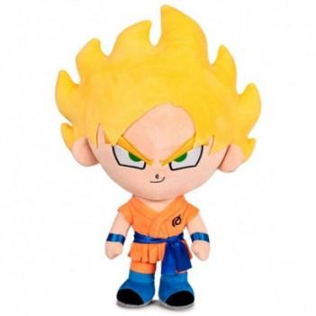 Peluche Goku Super Saiyan...