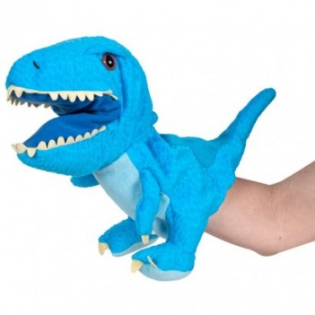 Peluche marioneta Raptor...