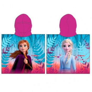 Poncho toalla Frozen 2 Disney
