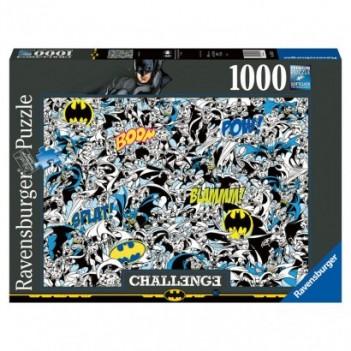 Puzzle Challenge Batman DC...