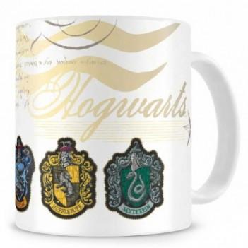 Taza Casas Hogwarts Harry...
