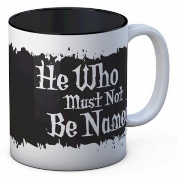 Taza He Who Must Be Named...