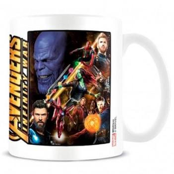 Taza Infinity War...