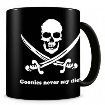 Taza Never Say Die The Goonies