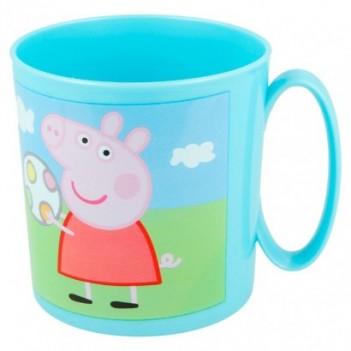 Taza Peppa Pig microondas