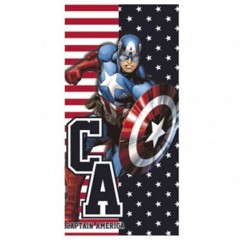 Toalla Capitan America...