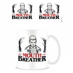 Taza Mouth Breather...