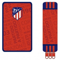 Plumier Atletico Madrid triple
