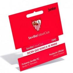 Pulsera embossed Sevilla FC...