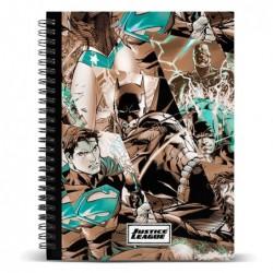 Cuaderno A5 Liga de la...