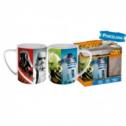 Taza porcelana Star Wars...
