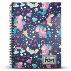 Cuaderno A4 Oh My Pop Magic
