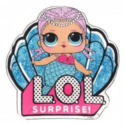 Toalla Sirena LOL Surprise...